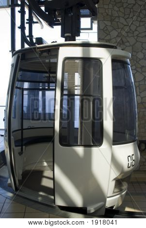 Cable Car Taormina Sicliy