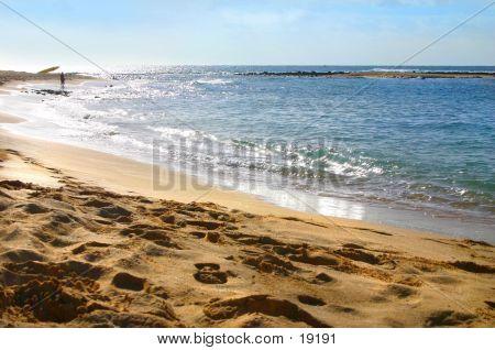 Sparkling Water Beach