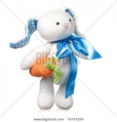 amigurumi  little handmade rabbit