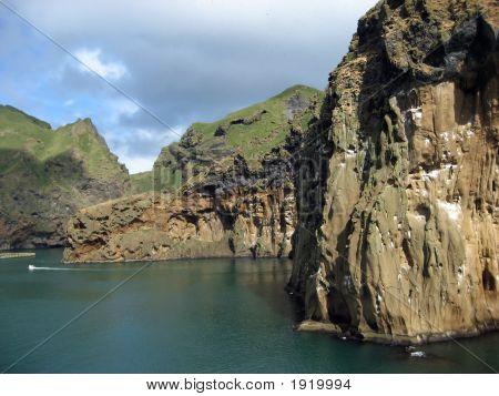 The Cliffs Of Heimaey