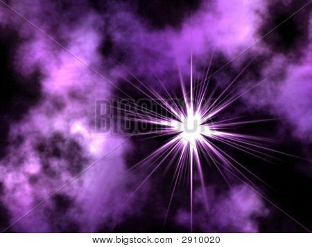 Violet Space.