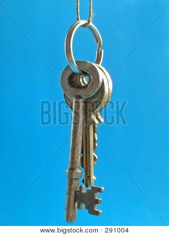 Hanging Keys