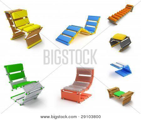 creative furniture concept
