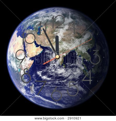 Time'S Running Out - Eastern Earth