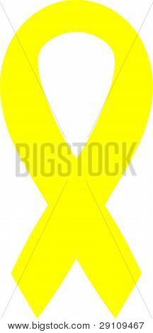 Support our troops ribbon.