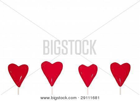 Sugar Candies-hearts