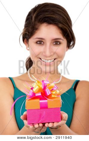 Girl With A Gift