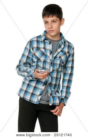 Fashion Thoughtful Teen