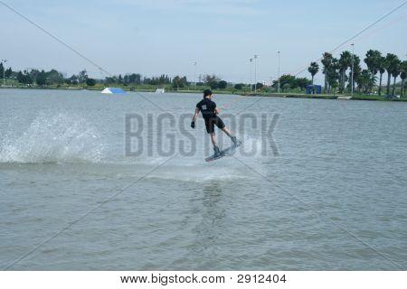 Jump On Sea Skis