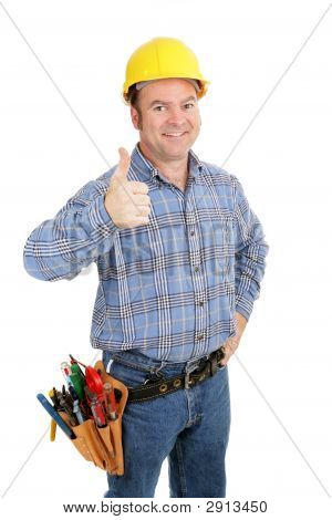 Tool Guy Thumbsup