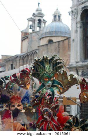 Masquerade Masks Venice