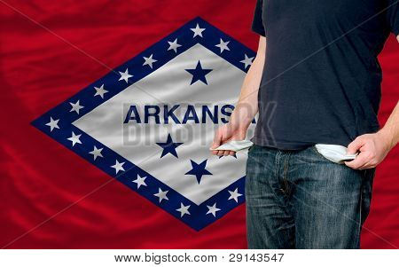 Recession Impact On Young Man And Society In Arkansas