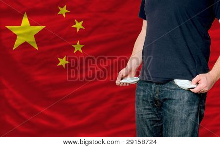 Recession Impact On Young Man And Society In China