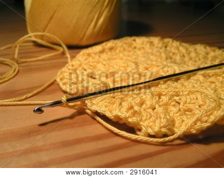 Crochet And Crotchet (Wood)