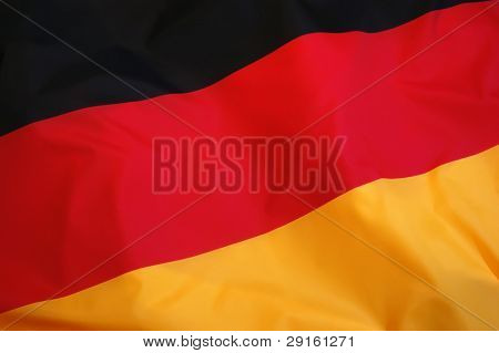 German Flag (Bundesdienstflagge)
