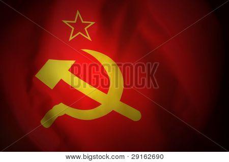 Símbolo de la URSS - hoz y martillo