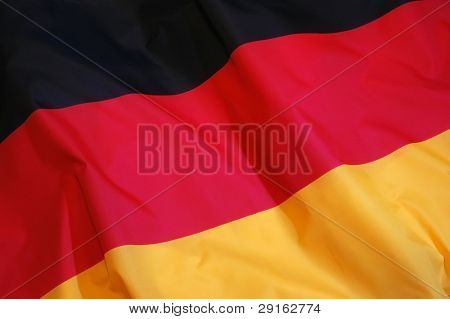 German Flag (Bundesdienstflagge)