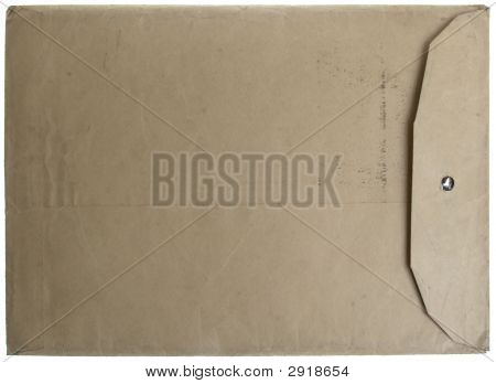 Vintage Manilla Envelope