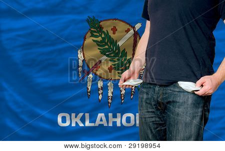 Recession Impact On Young Man And Society In American State Of Oklahoma