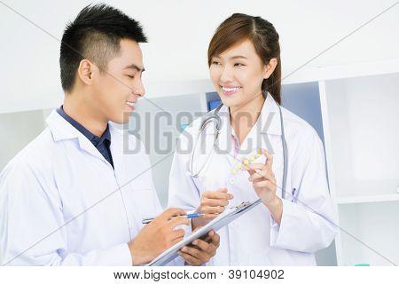 Doctors With Pills