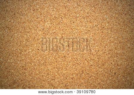 Closeup Of Textured Cork