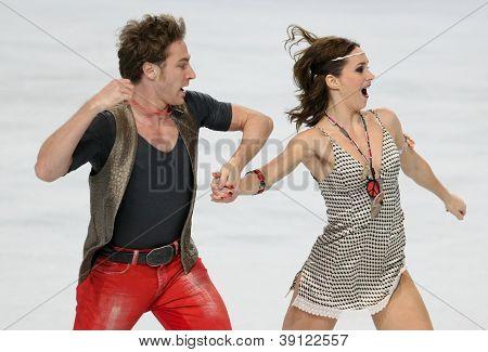 Nathalie Pechalat / Fabian Bourzat (fra)