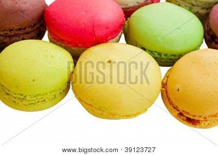 pile of macaroons