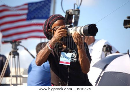 Press Photographer