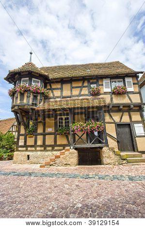 Scherwiller (alsace) - House
