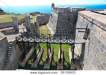 Castle San Pedro de la Roca del Morro near Santiago de Cuba, Cuba
