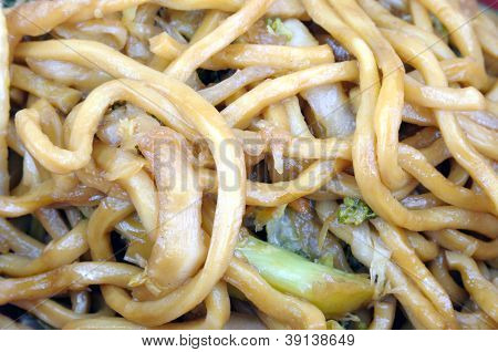 Lo Mein chinese food