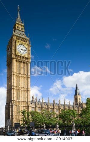 Big Ben, Westminster, London