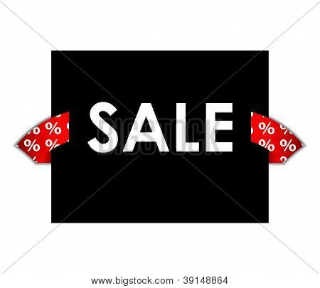 Sale Poster With Special Design
