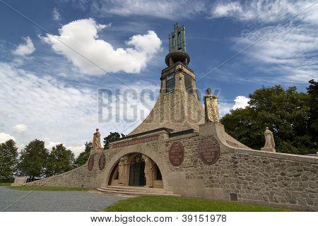 Slavkov Peace Memorial