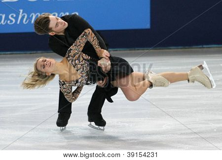 Pernelle Carron / Lloyd Jones (fra)