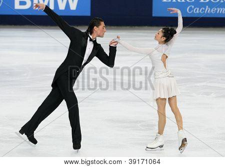 Yuko Kavaguti / Alexander Smirnov (rus)
