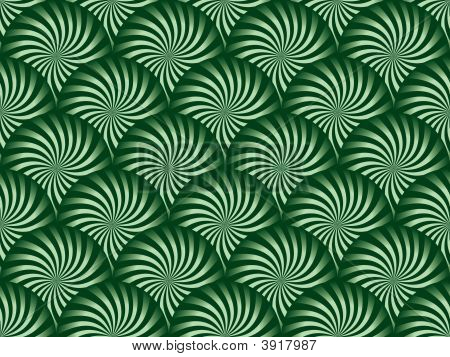Green Peppermint Background