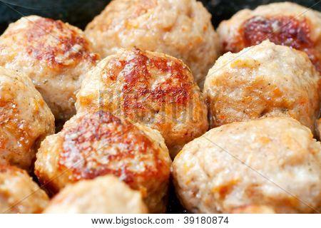 Delicious Hot Meatballs