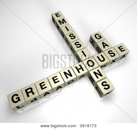 Greenhouse Gas Emissions Puzzle 2
