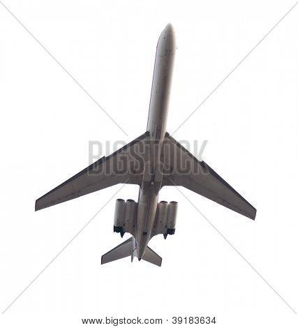 IL-62 - long-range jet airliner