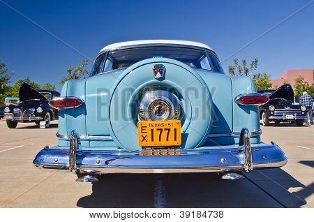 1951 Ford Victoria Hardtop