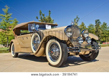 1929 Packard Phaeton Modell 640