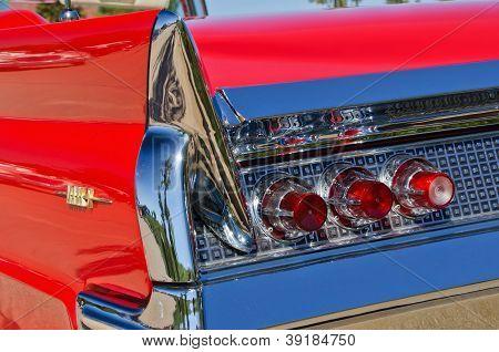 1960 Lincoln Convertible Mark V