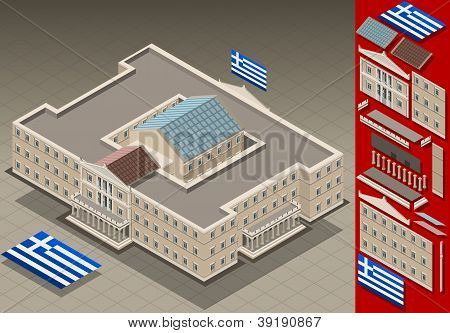 Isometric Greek Parliament
