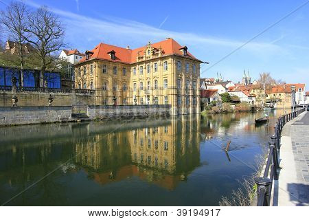 Water Castle Concordia, Bamberg, Germany