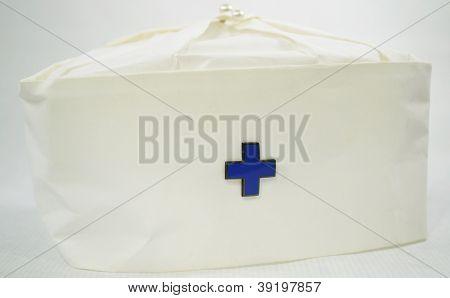 Old Nurses Cap