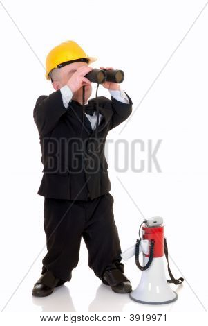 Dwarf, Little Man Supervisor