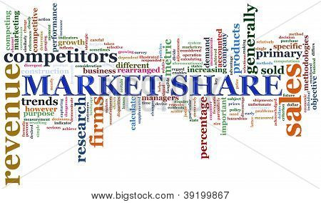 Market Share Tags