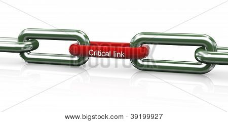 3D Critical Link