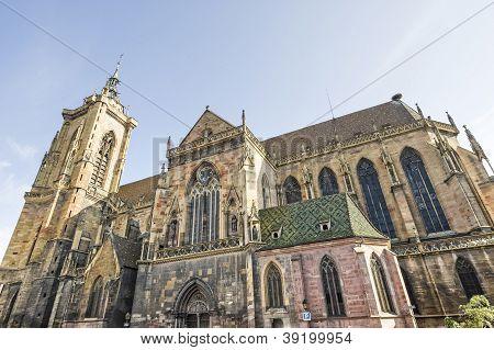 Colmar (alsace) - Church
